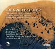 Jos? Manuel L?pez L?pez: Conciertos (CD) at Kmart.com