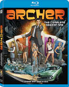 Archer: Season 1 , Aisha Tyler