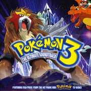 Pokemon 3 / TV O.S.T. (CD) at Sears.com
