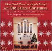 What Good News Angels Bring: Old Salem Christmas (CD) at Sears.com
