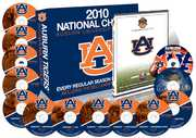 AUBURN TIGERS: 2010 PERFECT SEASON & CHAMPIONSHIP (DVD) at Kmart.com