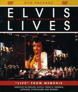 "Elvis Presley: Elvis Lives - The 25th Anniversary Concert ""Live"" from Memphis (DVD) at Kmart.com"