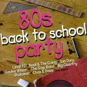80's Back to School Party / Various (CD) at Kmart.com