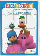 Pocoyo: Pocoyo & Friends W/ Puzzle