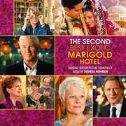 Second Best Exotic Marigold Hotel - O.S.T. (180 gram) , Thomas Newman