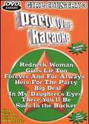 Party Tyme Karaoke: Girl Country 3 / Various (DVD) at Sears.com