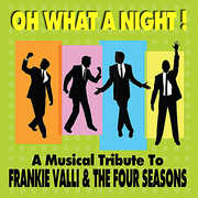 Musical Tribute to Frankie Valli & the 4 Seasons (CD)