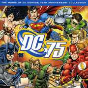 Music of DC Comics: 75th Anniversary Collection , Various Artists