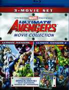 Ultimate Avengers: Movie Collection (Blu-Ray) at Kmart.com