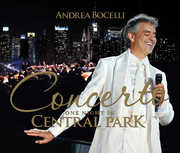 Concerto One Night in Central Park , Andrea Bocelli
