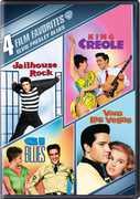 Elvis Presley Blues: 4 Film Favorites (DVD) at Sears.com