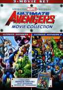 Ultimate Avengers: Movie Collection (DVD) at Kmart.com