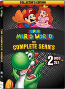 Super Mario Bros/World: SMB World Complete Series (DVD) at Kmart.com