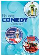 Holiday Comedy Collection: Elf/National Lampoon's Christmas Vacation/Fred Claus (DVD) at Sears.com
