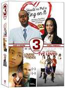 Should've Put a Ring on It/Lovers and Friends/All the Women I've Loved (DVD) at Sears.com