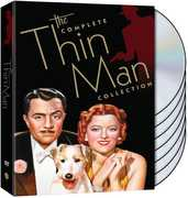 Complete Thin Man Collection , Myrna Loy