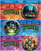Teenage Mutant Ninja Turtles Triple Feature (Blu-Ray) at Kmart.com