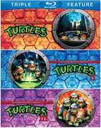 Teenage Mutant Ninja Turtles Triple Feature (Blu-Ray) at Sears.com