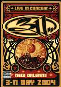 311: 3-11 Day 2004 -  Live in Concert, New Orleans (DVD) at Sears.com
