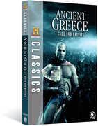 History Classics: Ancient Greece - Gods & Battle (DVD) at Sears.com