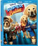 Super Buddies (Blu-Ray + DVD + Digital Copy) at Kmart.com