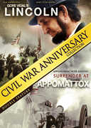 Civil War Anniversary Collection: Gore Vidal's Lincoln/Surrender at Appomattox (DVD) at Sears.com
