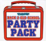 Back 2 Old School Party Pack / Various (CD) at Kmart.com