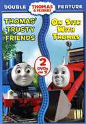 Thomas & Friends: Thomas' Trusty Friends/On Site with Thomas (DVD) at Kmart.com