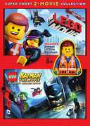Lego Super Sweet 2-Movie Collection (DVD) at Kmart.com