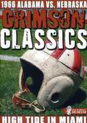 Crimson Classics: 1966 Alabama vs. Nebraska (DVD) at Kmart.com