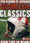 Crimson Classics: 1966 Alabama vs. Nebraska (DVD) at Kmart.com