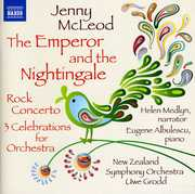 Jenny McLeod: The Emperor and the Nightingale (CD) at Kmart.com