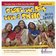 Start the Day With a Smile With Miss Jenny & Friends (CD) at Kmart.com