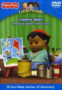 Fisher-Price Little People: Creative Ideas! (DVD) at Kmart.com