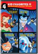 4 KID FAVORITES: ADVENTURES OF BATMAN & ROBIN (DVD) at Kmart.com
