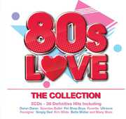 80's Love-The Collection /  Various