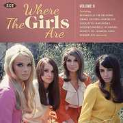 Vol 9-Where the Girls Are [Import] , Various Artists