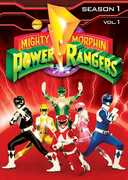 Mighty Morphin Power Rangers: Season 1, Vol. 1 (DVD) at Kmart.com
