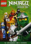 Lego Ninjago: Masters of Spinjitzu - Season 1 (DVD)