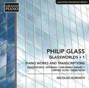 Piano Works 1 - Opening from Glassworks /  Dreaming