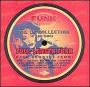 Full Length Funk: 12-Inch Collection & More / Var (CD) at Kmart.com