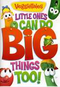 Veggie Tales: Little Ones Can Do Big Things Too! (DVD) at Sears.com