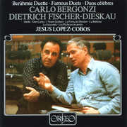 Bergonzi & Fischer-Dieskau: Famous Duets (CD) at Kmart.com