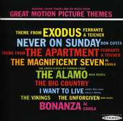 Great Motion Picture Themes / O.S.T. (CD) at Kmart.com