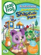 LeapFrog: Scout & Friends - Adventures in Shapeville Park (DVD) at Sears.com