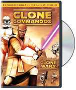 Star Wars: The Clone Wars - Clone Commandos (DVD) at Kmart.com