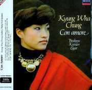 Con Amore/ Brahms Kreisler Elgar [Import] , Kyung Chung Wha