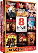 EXPLOSIVE CINEMA: 8 EXHILARATING MOVIES (DVD) at Sears.com