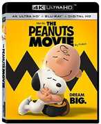 The Peanuts Movie    [4K Ultra HD + Blu-ray + Digital HD]