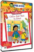 Best of Caillou: Caillou Goes Back to School (DVD) at Kmart.com